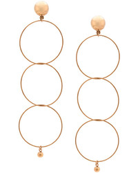 Stella McCartney Hoop Detail Earrings