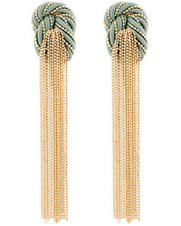 Rosantica Incontro Tassel Drop Earrings