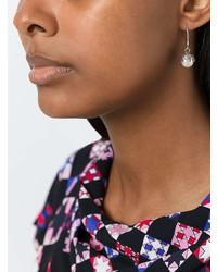 Iosselliani Silver Heritage Earrings