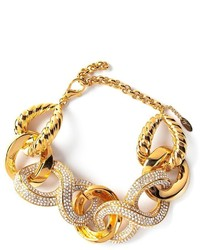 Gold Embellished Bracelet