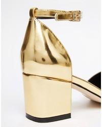06eb99b28dbb Asos Sparkle Embellished Heels, £53 | Asos | Lookastic UK