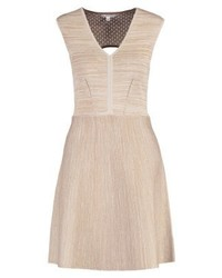 House of Dagmar Nanette Jumper Dress Bronze