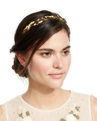 Eos Metal Leaf Headband