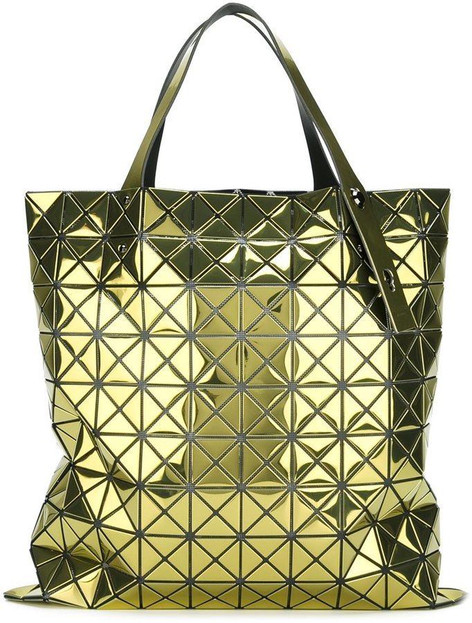 573d4a3731cd ... Bags Bao Bao Issey Miyake Metallic Geometric Tote