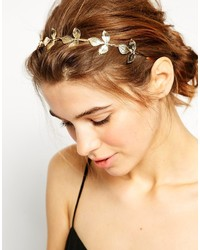 Asos Collection Leaf Headband