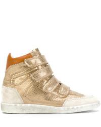 Isabel Marant Bilsy High Top Sneakers