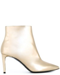 Balenciaga All Time Mirror Effect Booties