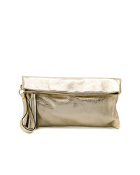 L'Autre Chose Foldover Top Clutch Bag