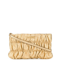 MICHAEL Michael Kors Michl Michl Kors Ruched Clutch Bag