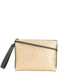 Brunello Cucinelli Rectangular Glittery Clutch