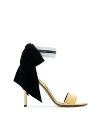 Alexandre Vauthier Ankle Length Sandals
