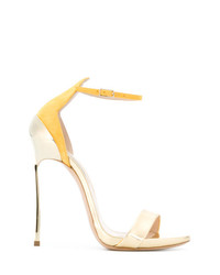 Casadei Techno Blade Sandals