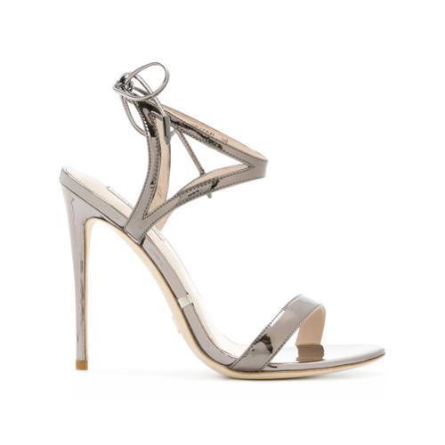 Gianni Renzi Tie Ankle Sandals