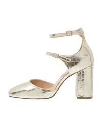 Classic heels gold medium 4062483