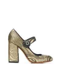 Etro Mary Jane Shoes