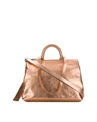 Marsèll Double Handle Metallic Tote
