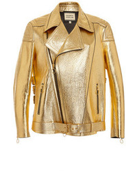 Gold Outerwear
