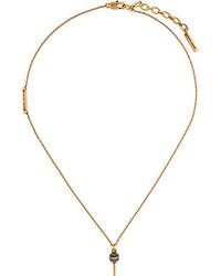 Marc Jacobs Small Lollipop Pendant Necklace