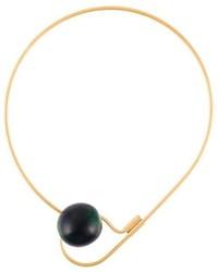 Marni Sphere Pendant Necklace