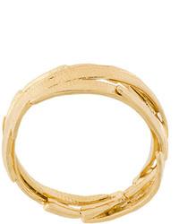 Wouters & Hendrix Bamboo Leaf Ring