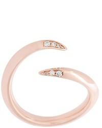 Shaun Leane Signature Tusk Diamond Open Ring
