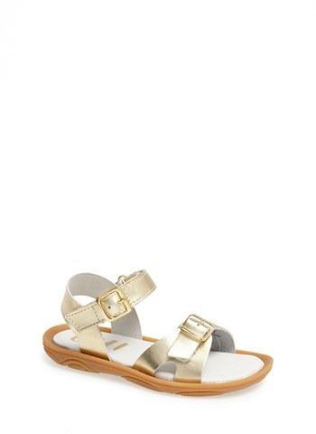 d629a6b8a255a3 ... Gold Sandals Umi Girls Celia Sandal ...