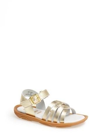 Umi Toddler Girls Cora Ankle Strap Sandal