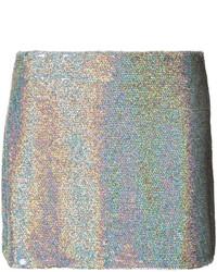 Sequin mini skirt medium 3677692