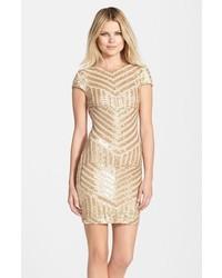 Dress the Population Tabitha Sequin Minidress
