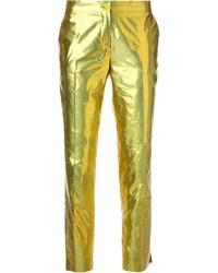 Metallic trouser medium 113731