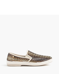 J.Crew Rivierastm Lord Slip On Sneakers
