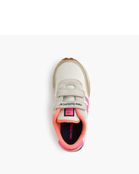 a13eb6ec1f19 ... J.Crew Girls New Balance For Crewcuts 410 Sneakers In Metallic