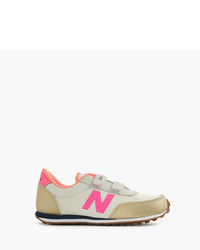 J.Crew Girls New Balance For Crewcuts 410 Sneakers In Metallic