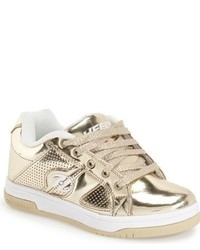 Heelys Girls Split Chrome Skate Sneaker