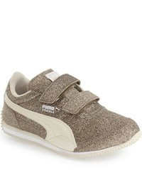 Puma Girls Steeple Glitz Sneaker