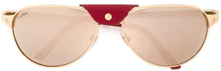 5de9fa5481d ... Cartier Santos Dumont Sunglasses