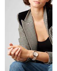 Cartier Ballon Bleu De 36mm 18 Karat Gold Stainless And Diamond Watch