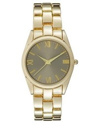 Anna Field Watch Gold Coloured