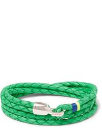 Dsquared2 wrap bracelet - Green FRsLktVDr