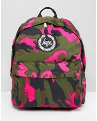 Hype Vida Camo Backpack