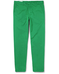 Green chinos original 465732