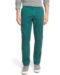 AG Jeans Ag Green Label Graduate Slim Straight Leg Golf Pants
