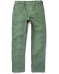 Chimala Gart Dyed Cotton Trousers