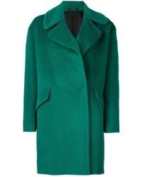 Agatha single breasted coat medium 773864