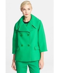 Kate Spade New York Francoise Double Breasted Coat