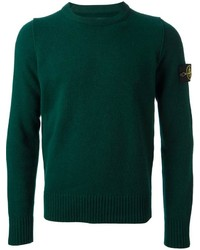 Stone Island Crew Neck Sweater