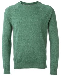 Eleventy Fine Knit Crew Neck Sweater