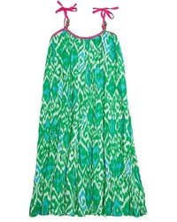 Masalababy Toddler Girls Masalababy Koko Print Midi Dress Size 2t Green