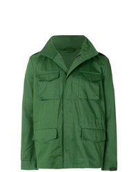 Green Field Jacket