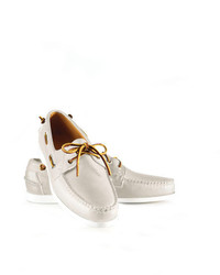 Ralph Lauren Telford Ii Leather Boat Shoe